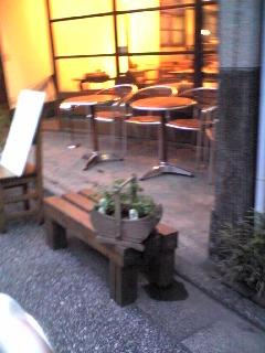 素敵な一軒家カフェ